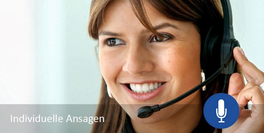 akustisches Corporate Design für die Kommunikation mit Anrufern