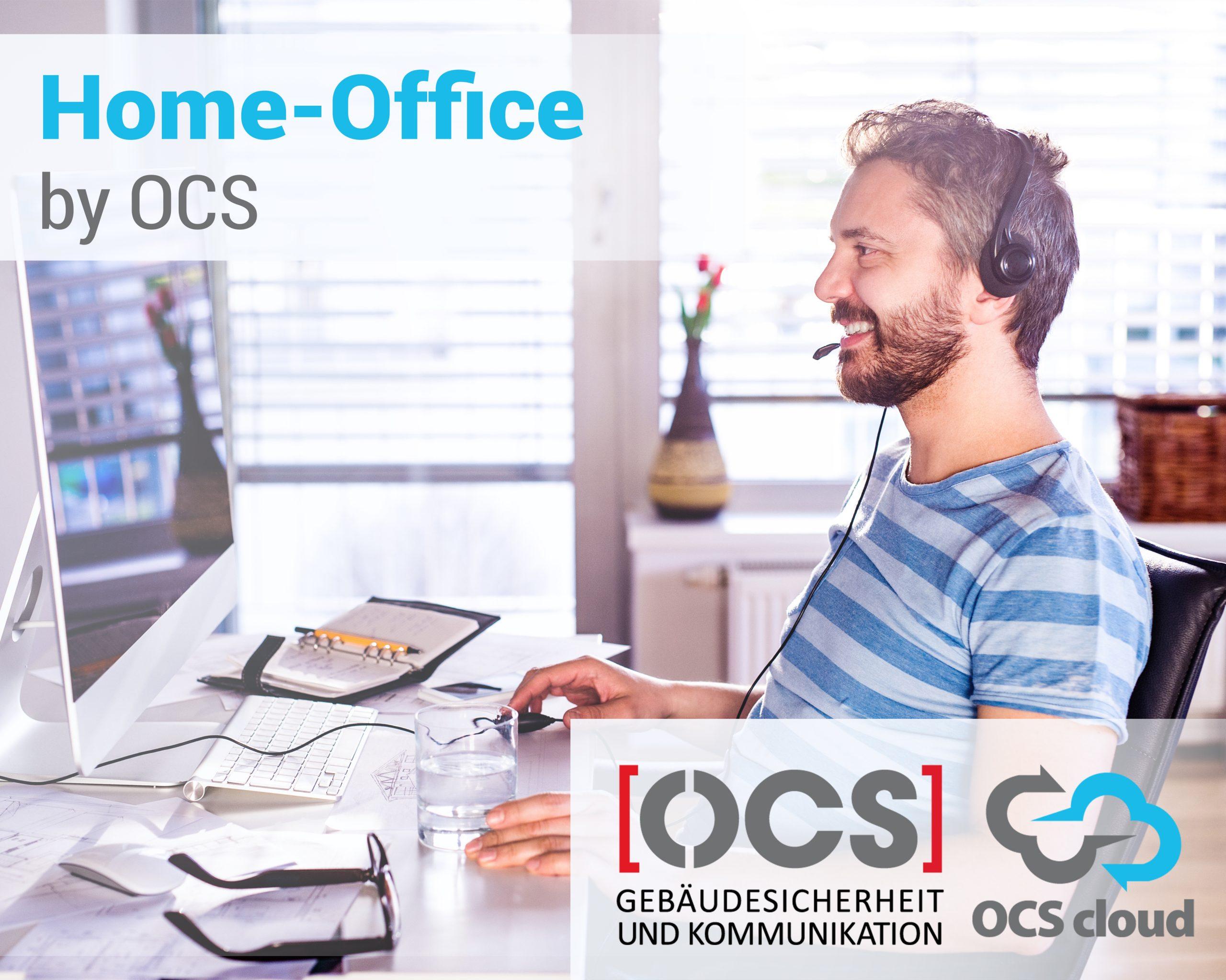 Home-Office-Lösungen von OCS. Wir bieten passende Lösungen, damit Sie optimal auf das Arbeiten im Home-Office vorbereitet sind.