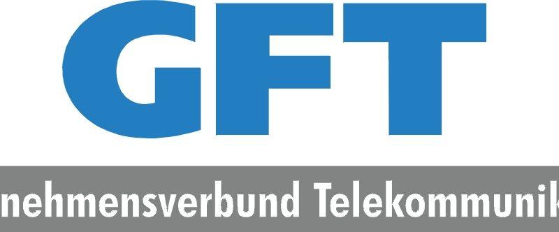 GFT-Schriftzug