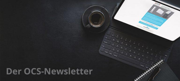 Der OCS-Newsletter